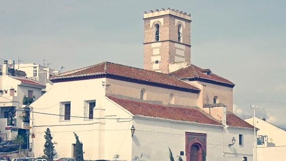 iglesia nuestra señora del rosario salobreña